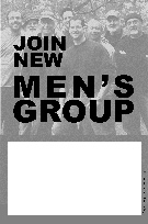 Join New Men's Group